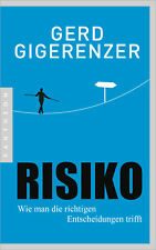Risiko - Gerd Gigerenzer -  9783570554425