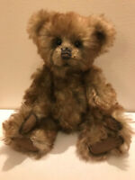 Charlie Bears 2013 🌟Superb SNUFFBOX🌟 L/Ed. Mohair Such An Awesome Opportunity!