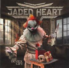 JADED HEART - DEVIL'S GIFT (2018) German Heavy Metal CD Jewel Case+FREE GIFT