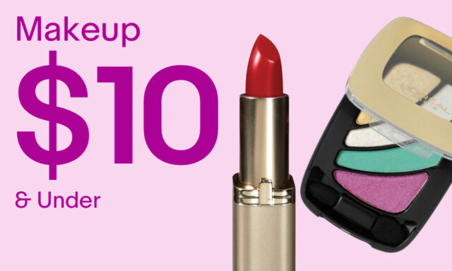 Makeup Products under $10.00