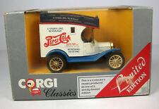 Corgi Classics Ford Model T Pepsi Cola Van; Limited Edition No.872; Boxed; 1:43