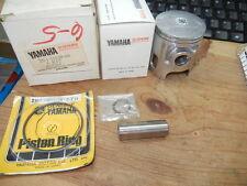 NOS Yamaha Piston Kit STD 1981 DT125 H 2N4-11630-00