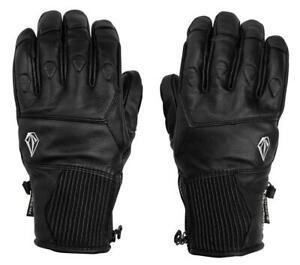 Volcom Service GORE-TEX Men's Gloves Black