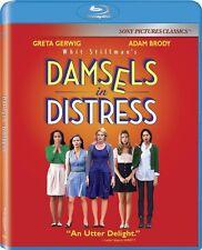 Damsels in Distress (Blu-ray) Greta Gerwig, Adam Brody NEW