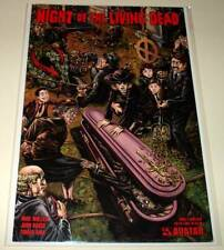 NIGHT OF THE LIVING DEAD # 4  Avatar Comic  (March 2011)  NM  Limited VARIANT