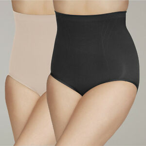 Your Secret Control Shapewear High Waist Pants - 1 Nude & 1 Black S, L, XL & XXL
