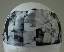 Nike Printed Dri-Fit Head Tie 2.0 Black/White Women's Men's