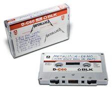 Metal Musikkassette