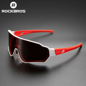 RockBros Cycling Polarized Sunglasses Full Frame Myopia Glasses Frame UV400