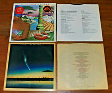 """Weather Report 2x LPs - Mr Gone, Mysterious Traveller Vinyl Record 12"""" Jazz Jaco"""