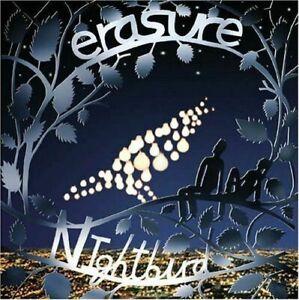 Erasure : Nightbird Rock 1 Disc CD
