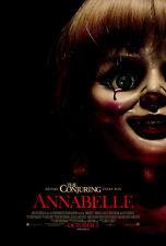 ANNABELLE MOVIE POSTER 2 Sided ORIGINAL FINAL 27x40 ANNABELLE WALLIS