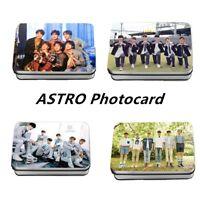 Kpop Astro Polaroid Lomo Photo Card Album MJ Eunwoo Collective Photocard Poster