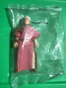1982 Kenner Raiders of the Lost Ark Belloq in Ceremonial Robes Sealed In Bag New