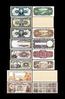 Brésil -  2x 10 Mil Reis - Edition 1892 - 1925 - Reproduction - 36