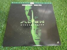 ALIEN Widescreen Laser Disc