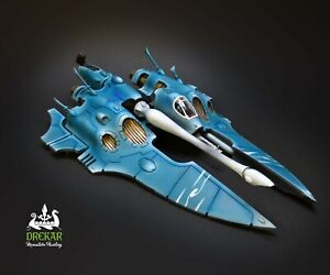 Lynx with Pulsar Eldar Aeldari  ** COMMISSION ** painting