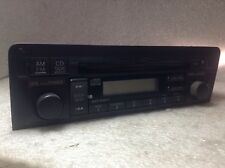 2001 2002 2003 2004 2005 Honda Civic Radio Cd Player Oem 39101-S5A-A210-M1 #51