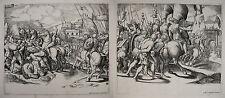 MEISTER B MIT DEM WÜRFEL `2 x SCIPIO, SIEG... ` MASTER OF THE DIE, LAFRERI ~1532