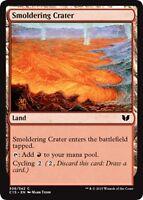 MTG Magic - (C) Commander 2015 - Smoldering Crater - NM/M