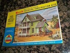 New Sealed Vintage A.H.M. Minikits Precise Ho Scale #5885 Aunt Millie'S House