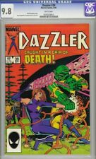 DAZZLER #39 CGC 9.8 WHITE PAGES (1985)
