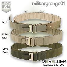 Marauder British Army PLCE Roll Pin Belt - MTP/ O Green / L Olive -Quick Release