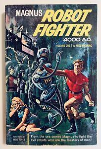 MAGNUS ROBOT FIGHTER 4000 AD Russ Manning Vol 1 TPB RARE OOP Dark Horse