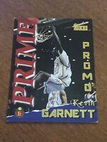 Kevin Garnett 1995 Signature Rookies Promo Card