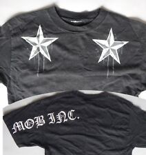 Military Star Chest tattoo Mob INC Medium small graffiti spray paint gangster