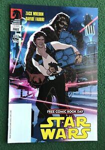 Star Wars / Serenity Dark Horse Comics Adam Hughes 2012 vf/nm NO STORE STAMP
