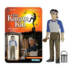 THE KARATE KID DANIEL LARUSSO REACTION ACTION FIGURE ORIGINAL RETRO FUNKO TOY