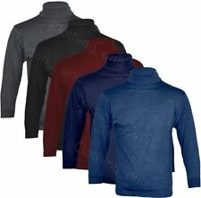Unbranded Regular Size Casual Polo Neck Tops for Men