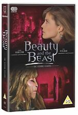 Beauty and the Beast Complete Series 2 DVD All Episodes Second Season UK NEW R2