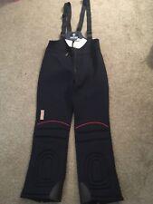 Vintage Samas Nylon/Polyester Ski Bib Pants W/ Suspenders, Size 34