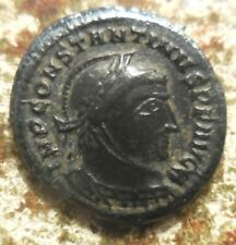"VF+ Constantine I, Siscia, AD 318 - AD 319, Mintmark ""CSIS"" 19 mm, 3.19 g"