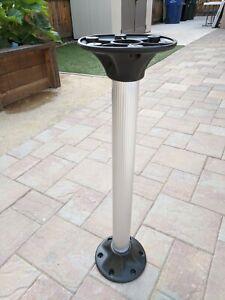 Garelick pedestal boat table mount