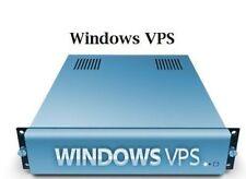 Stock Trading VPS,Windows Virtual Private Server 6GB RAM,250GB HDD+IP