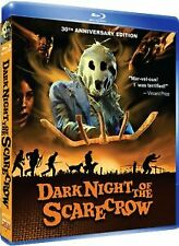 DARK NIGHT OF THE SCARECROW New Sealed Blu-ray