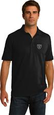 Las Vegas Raiders Golf Polo Shirt - up to 6X Embroidered