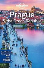 Lonely Planet Prague & the Czech Republic, brand new travel guide book