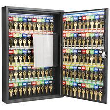 Barska 100 Position Key Lock Box, Key Cabinet Holds 100 Keys (CB12964)