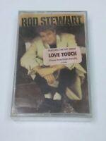 ROD STEWART s/t 254464 SEALED Cassette Tape