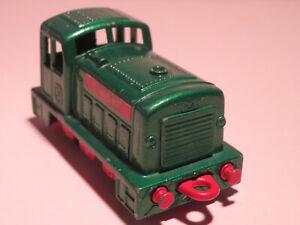 Matchbox Eisenbahn Lok Nr. 24 - Shunter D 1496-RF GRÜN