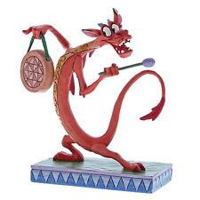 Jim Shore Figur 4059740 - Drache Mushu - Enesco Disney Traditions Mulan Skulptur