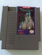 Nintendo Classic NES 1985 Capcom Disney Adventures In Magic Kingdom Video Game