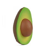 Oli & Carol - Arnold the avocado - Natural Rubber Toy - Sensory play, teething