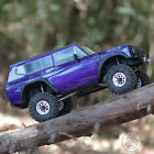 Redcat Racing GEN8 V2 Scout II 1/10 Scale Brushed Electric RC Crawler Purple NEW