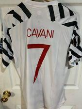 adidas #7 CAVANI EUROPA LEAGUE Manchester United 2020/21 Authentic THIRD Jersey