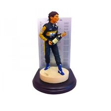 1:9 Endurance Figure Figurine Ayrton Senna Lotus Renault 1985-1986 VERY RARE NEW
